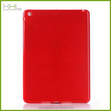 Gel TPU tablet case for ipad,for ipad TPU back cover case