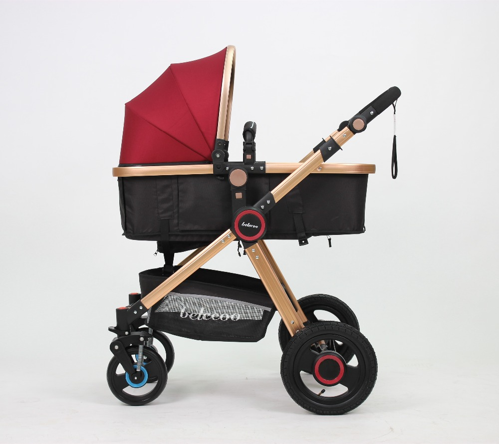 Belecoo China factory wholesale good baby stroller/ baby pram 3 in 1 model X5