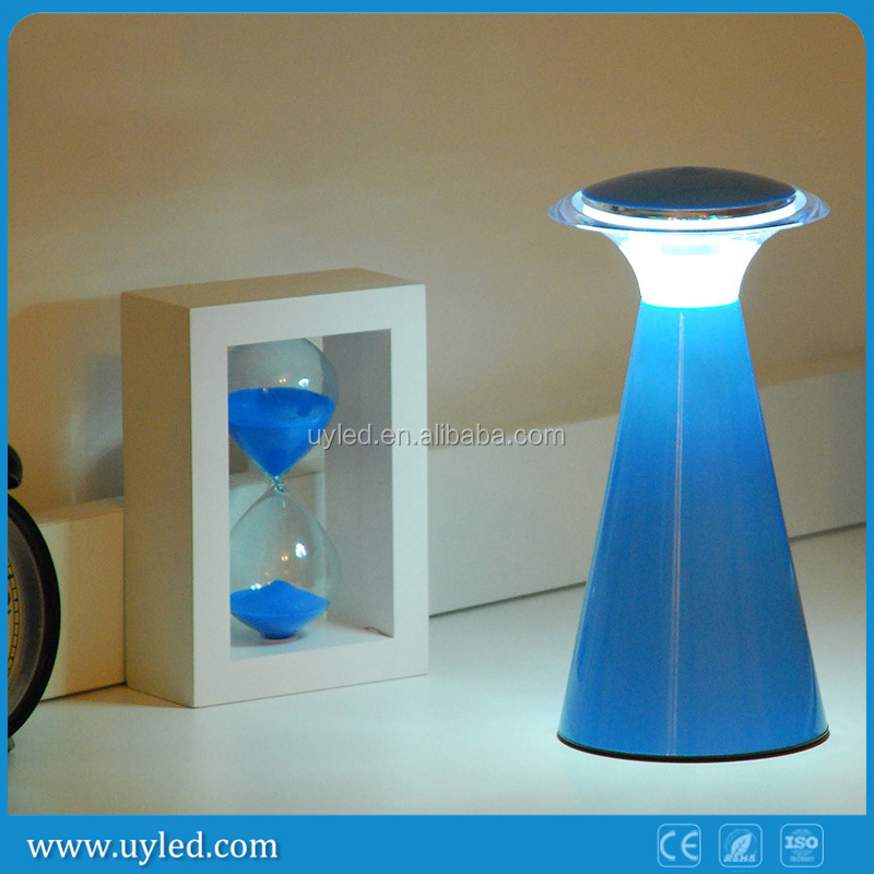 New Desk Light Battery Operated LED Touch Lamp