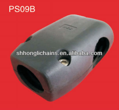 PS09B conveyor parts plastic small unit frame support