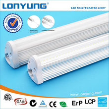 milk white 1.2m tub8 led light tube IP65 waterproof 18w t8 4ft led tube light fixture