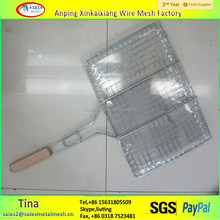 High performance barbecue wire mesh,stainless steel grill grates wire mesh