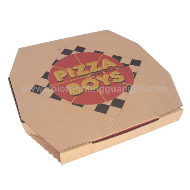 Food Grade Pizza Paper Box for Pizza <strong>Delivery</strong>