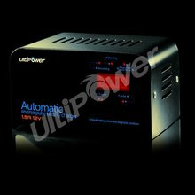 Ultipower 12V 1.5A reverse pulse automatic motorcycle battery charger