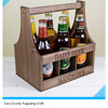Factory Price Wooden Beer Tote Wholesale