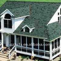 High Quality Fiberglass Fish Scale Shaped Asphalt Roofing Shingles