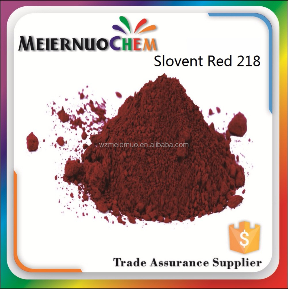 factory hot selling salon hair solvent red 218 dyes