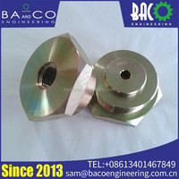 Custom Stainless Steel CNc processing Monster Auto Parts