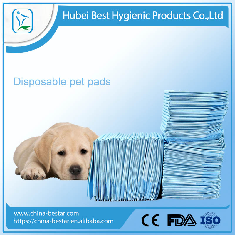 Disposable Puppy Dog Cat Potty Training Pee Leak Proof Pet Pads