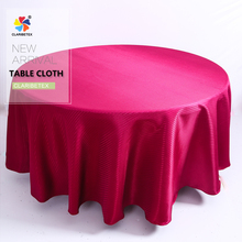 Brand new Claribel Tex polyester hand embroidery designs table cloth