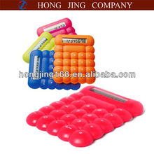 promotional silicone calculator