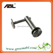 wall mirror holding brackets with glass clamp