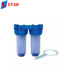 2017 hot sell three stage washable water filter bacteria for home
