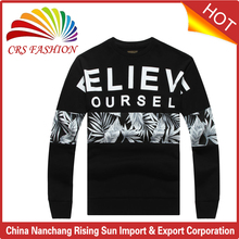Newest hot selling high quality white sweatshirt hoodie