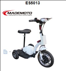 EEC Electric scooter 48V battery 1000W motor electric motocycle three wheel tricycle