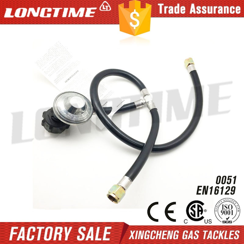 Good Price Gas Stove Regulator Kit with Side Burner Connection