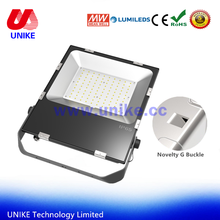 IP65 waterproof 100W LED Flood Light fixture for backyards