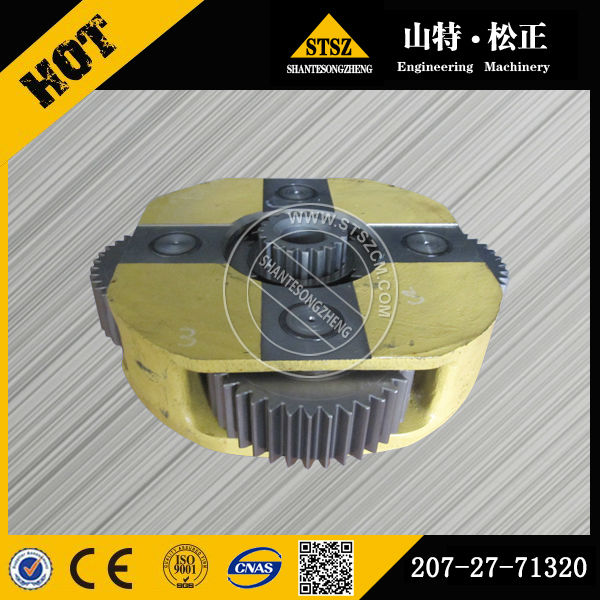 Excavator OEM Spare Parts PC300-7 Swing Machinery Carrier 207-26-71581, 207-27-71161, 207-27-71320