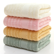 Factory Outlet soft bamboo fiber bath towels with private logo