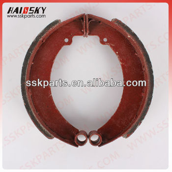 HAISSKY high quality three wheel motorcycle parts for brake shoe from China factory