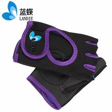High quality Customized half finger boxing gloves