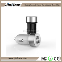 Dual Usb 5V 2.4A Dual 2 Port USB Car Charger for mobile Phone