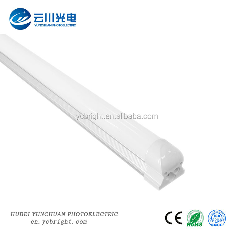 Cooler T8 Integrated LED Fluorescent Tube Light Bulb 2ft 600mm 9w White
