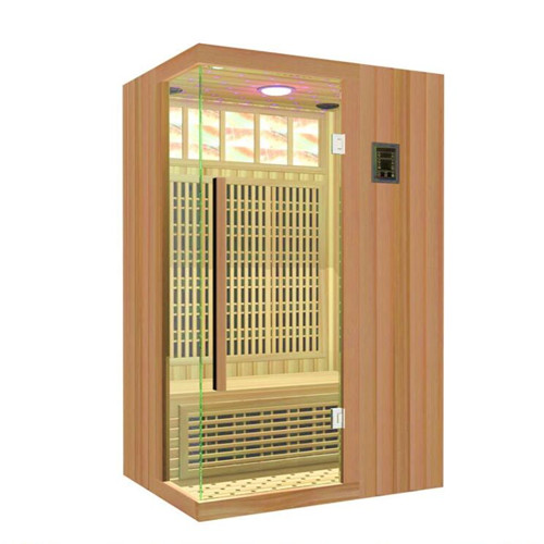 Hot sale professional indoor high quality far infrared sauna cabin good health saunas