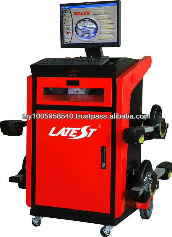 Car Wheel Alignment /Tyre Alignment 9096-BT with Lower Price