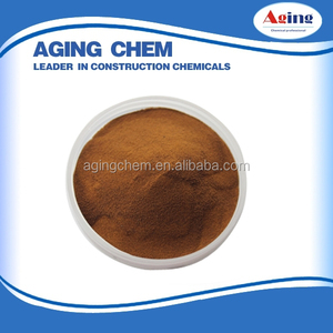 Calcium Ligno MG2 CLS MSDS concrete early-age strength enhancer chemic hign quality