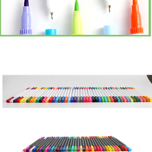 Signature Words Learning Japan Brush Calligraphy multicolor art copic marker