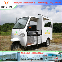 2017 New Hot sale in Philippines and Africa HOYUN Bajaj TVS Tuk Tuk Richshaw HY200ZK three wheel Passenger Tricycle