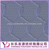 Chinese white deco poly mesh fabric