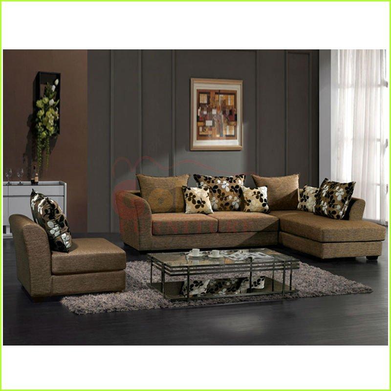 Grigio divano in tessuto colore vari tipi di divani divani - Tipi di divano ...