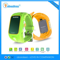 Two way communication kids gps watch like a mobile phone