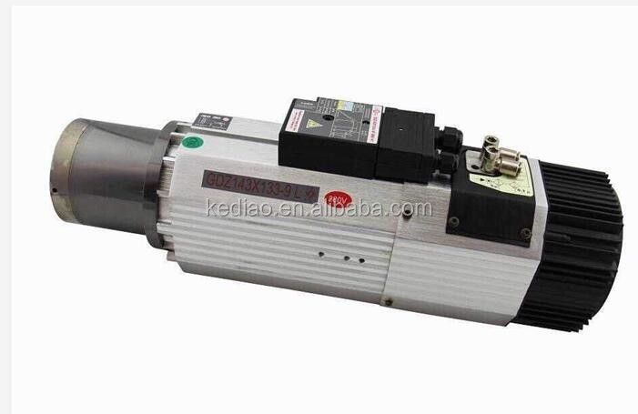 Factory price 9kw air cooled ATC spindle ISO30/BT30 spindle motor for cnc router machine