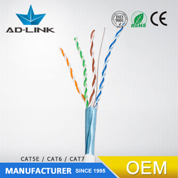CAT5E Telephone Network Outdoor Cable FTP electric network cable cat5 ethernet lan