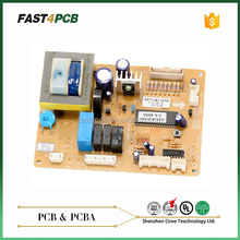 Customized electronic fr4 copper circuit board for sd card reader pcb