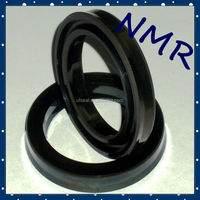 black butyl rubber shaft oil seals