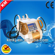 portable 7 in 1 belly fat removal machine with cavitation RF vacuum