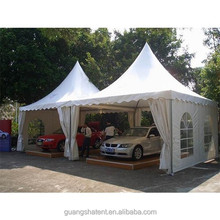 Strong free standing big pagoda canopy tent 10x10 for sale