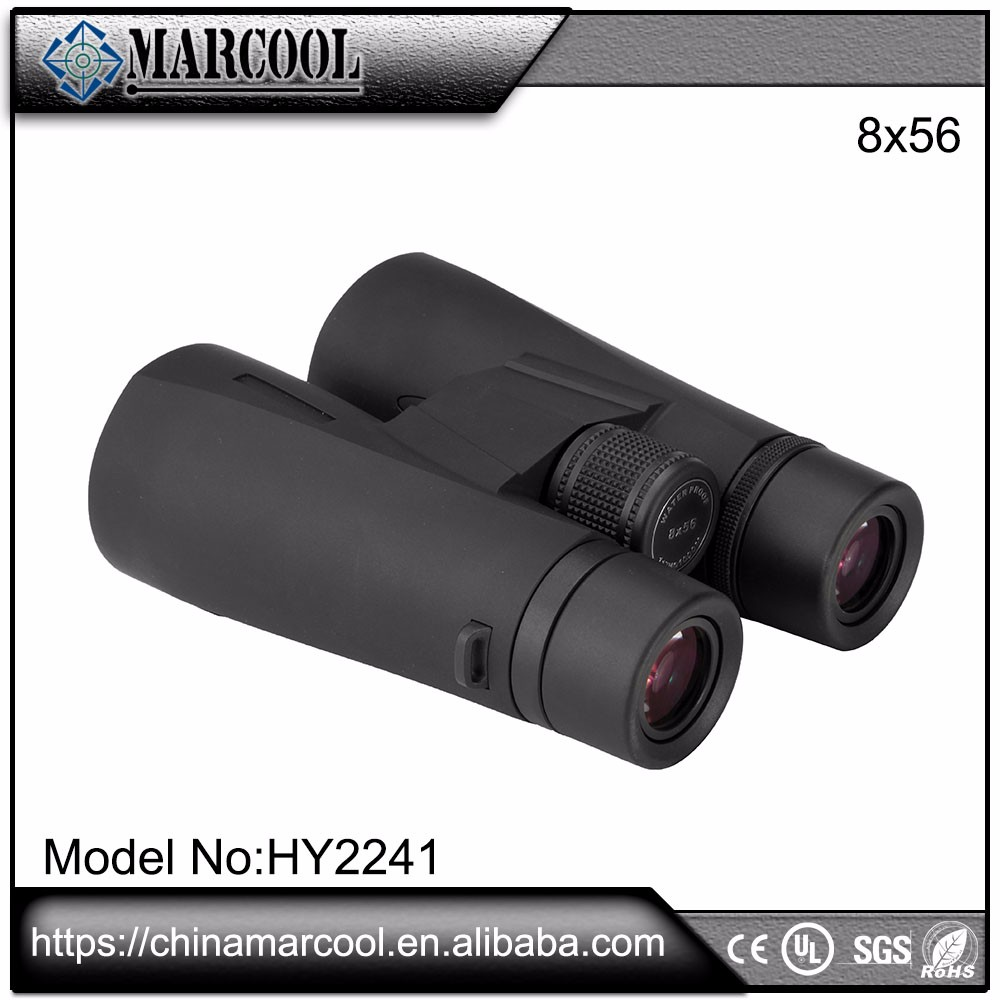 Marcool Metal Revolving stretch eyecups Roof rubber High Power Optical binoculars coins