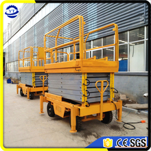 Manufacturer Repairing Hydraulic Beam Lifter Suspended Working Platform with