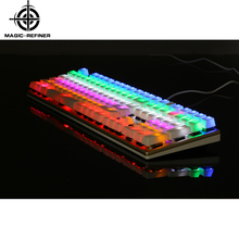Waterproof laptop internal computer mechanical keyboard gaming with customized designs