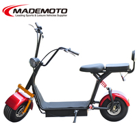 Chinese Off Road Electric Moped 2 Seats Scooter ES5018