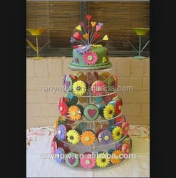 Wholesales Cake cupcake stand display for Birthday wedding