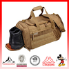 Durable Tactical Military Travel Duffle Bag With Shoe Compartment