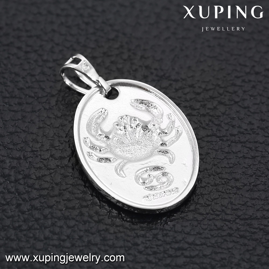 32730 XUPING fashion pendant greek legend theme constelltion pendant 12 stars available