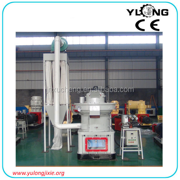Hot selling wood sawdust pellet briquette machine factory directly supply
