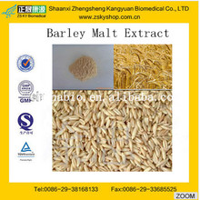 GMP factory supply High quality Barley malt powder extract Hordenine98% HPLC